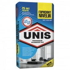UNIS Горизонт NIVELIR  финишный наливной пол (20 кг/64)