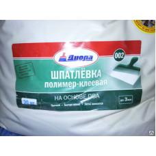 Д-002 ШПАТЛЕВКА ПОЛИМЕР-КЛЕЕВАЯ НА ОСНОВЕ ПВА 20 кг купить в Новосибирске