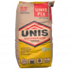 UNIS Клей плиточный FIX (25 кг/48)UNIS Клей плиточный FIX (25 кг/48)