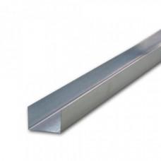 Профиль потолочный П 50-40-300  0.55 мм  (3м)  Усиленный