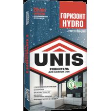 UNIS Горизонт HYDRO влагостойкая стяжка для пола (25 кг/48шт)