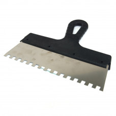 Шпатель зубчатый 8-8 мм  250 мм