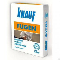 Шпатлевка фугенфюллер, 25 кг